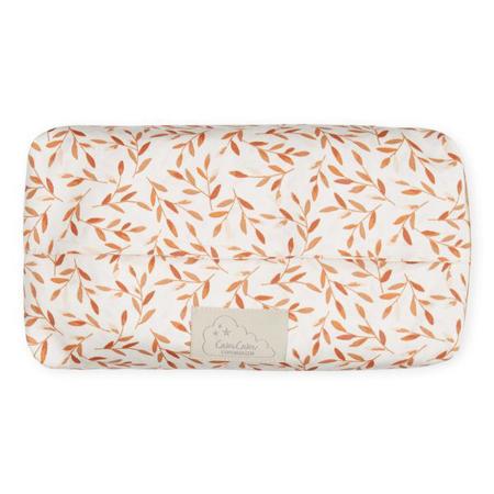 CamCam® Toaletna torbica za vlažilne robčke Caramel Leaves