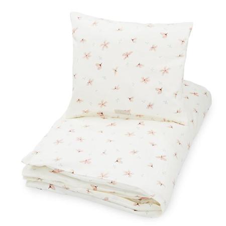 Slika CamCam® Otroška posteljnina Windflower Creme Junior 100x140, 45x40