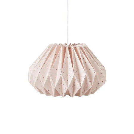 Slika CamCam® Viseča svetilka Origami Cherry Blossom