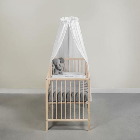 Jollein® Stojalo za posteljni baldahin okrogel White