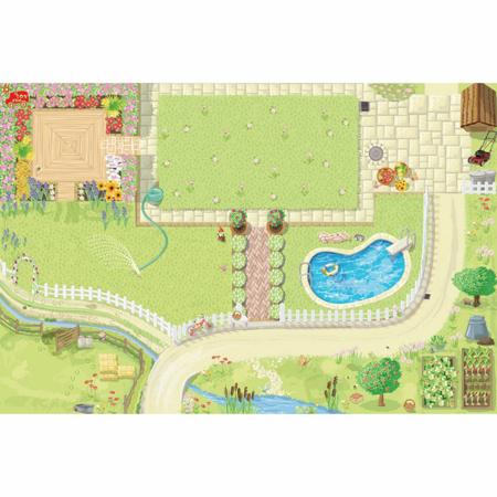 Slika Le Toy Van® Preproga Doll House 120x80