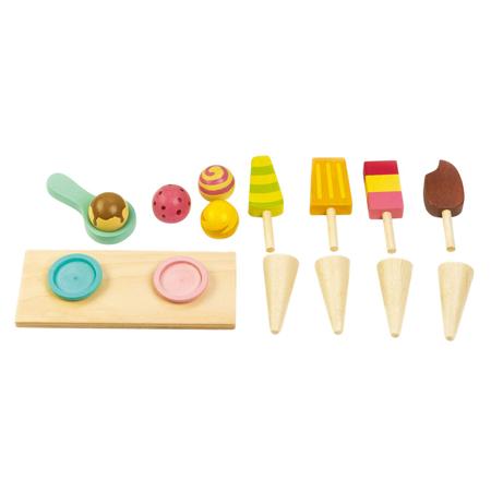 Tender Leaf Toys® Voziček s sladoledom