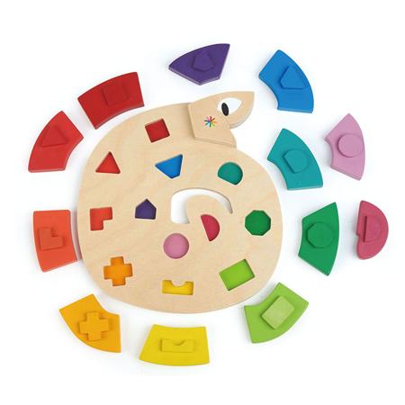 Tender Leaf Toys® Kača Color Me