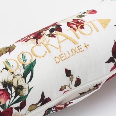 DockAtot® Večnamensko gnezdece Deluxe+ La Vie en Rose (0-8m)