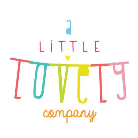 A Little Lovely Company® Majhna lučka Tiger