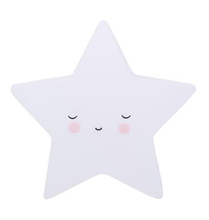 Slika A Little Lovely Company® Majhna lučka Zvezdica Sleepy