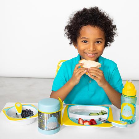 Skip Hop® Otroški jedilni pribor Morski Pes