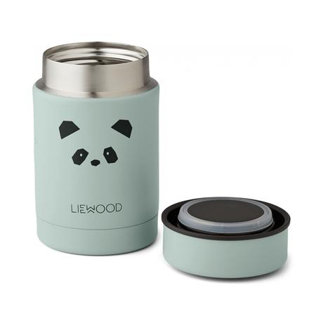 Liewood® Termo posodica Nadja Panda Peppermint 250ml