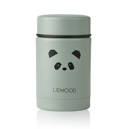 Slika Liewood® Termo posodica Nadja Panda Peppermint 250ml