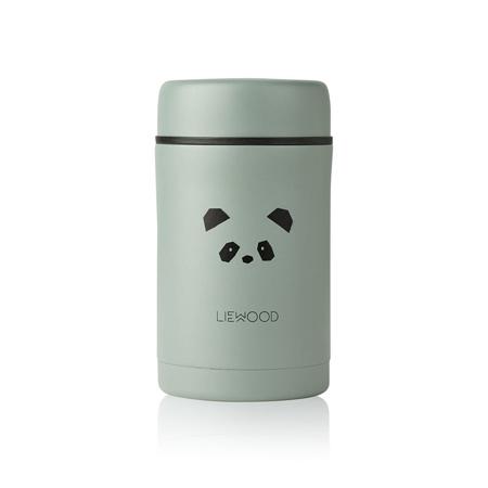 Slika Liewood® Termo posodica Bernard Panda Peppermint 500ml