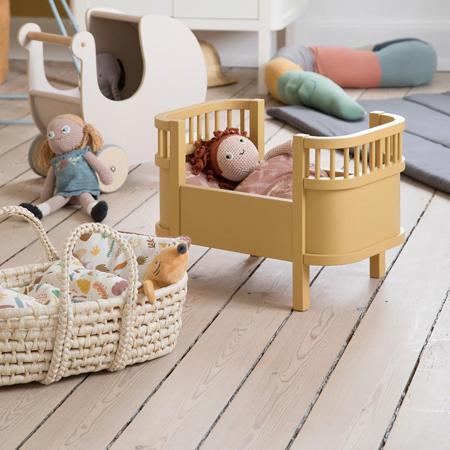 Sebra® Ležišče za posteljico za lutke