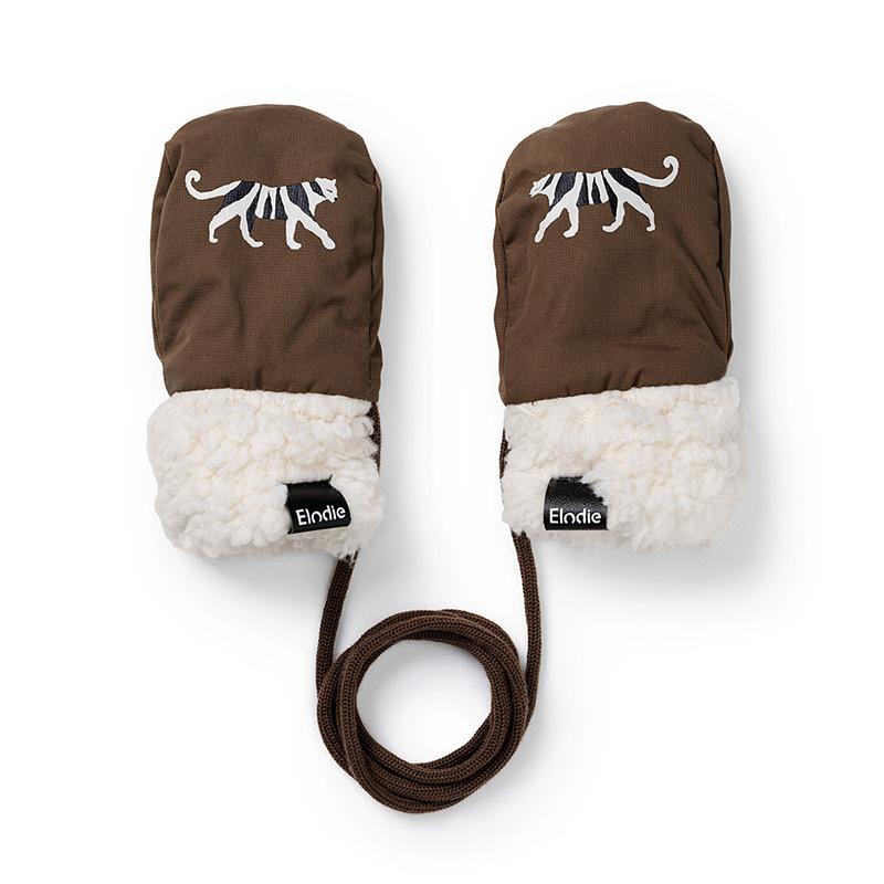 Elodie Details® Rokavičke White Tiger 0-12M