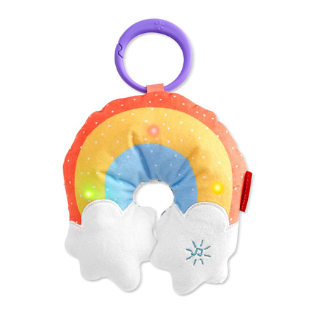 Slika Skip Hop® Obešanka Abc Rainbow Light Up