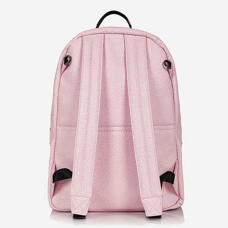 Tiba+Marl® Previjalni nahrbtnik Elwood Faux Pale Pink