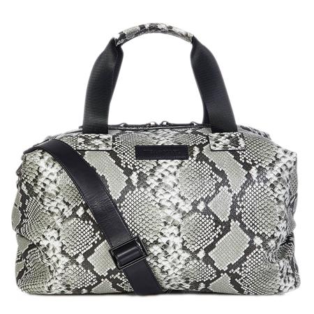 Slika Tiba+Marl® Previjalna torba Raf Holdall Faux Tonal Snake