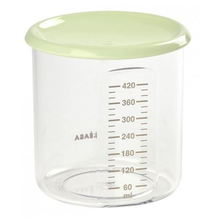 Slika Beaba® Posodica z merico Green 420ml