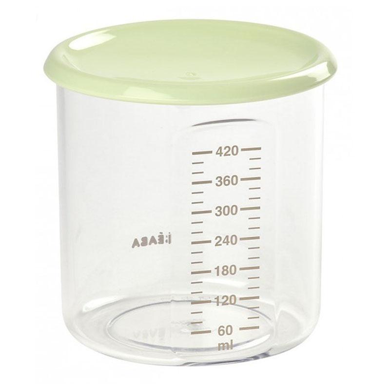 Beaba® Posodica z merico Green 420ml