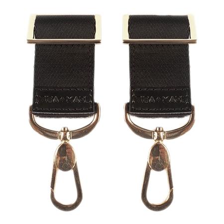Slika Tiba+Marl® Nastavka za pripenjanje torbe/nahrbtnika na voziček Metal Gold