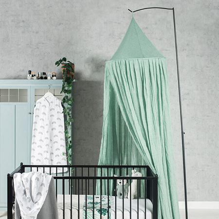 Jollein® Stojalo za posteljni baldahin White