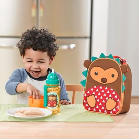 Skip Hop® Otroški jedilni pribor Ježek