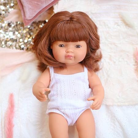 Miniland® Spodnje perilo za punčke 38cm
