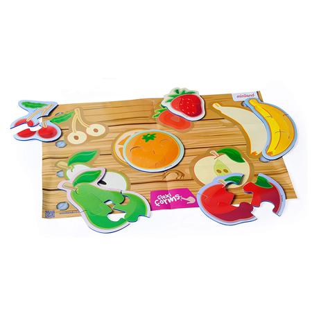 Miniland® Družabna igra Flexiform 6 Fruit