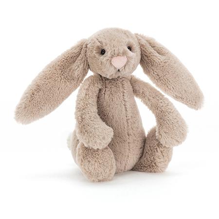 Slika Jellycat® Plišasti zajček Bashful Beige Small 18cm