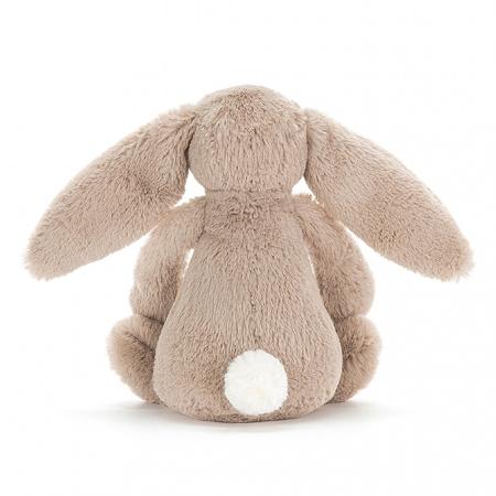 Jellycat® Plišasti zajček Bashful Beige Small 18cm
