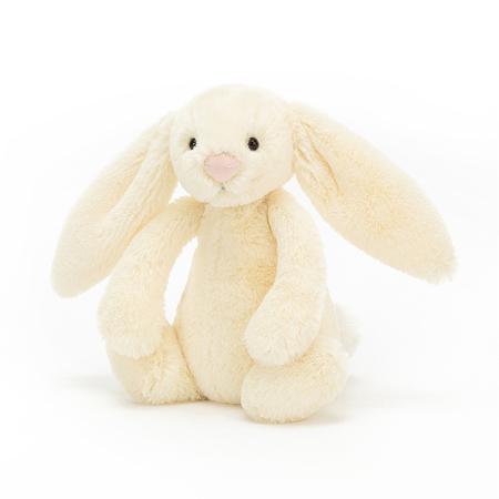 Slika Jellycat® Plišasti zajček Bashful Buttermilk Small 18cm
