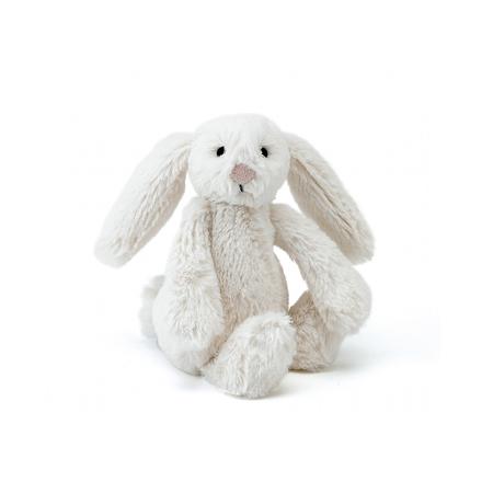 Slika Jellycat® Plišasti zajček Bashful Cream Baby 13cm
