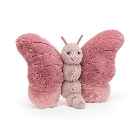 Slika Jellycat® Plišasti metuljček Beatrice Butterfly 20cm