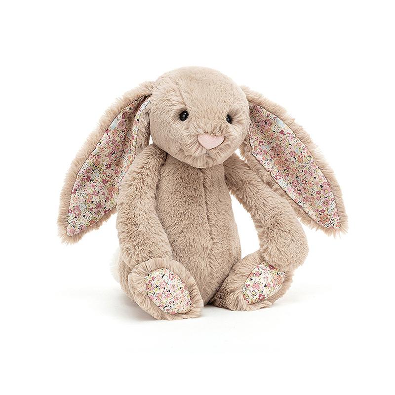 Jellycat® Plišasti zajček Blossom Bea Beige Small 18cm