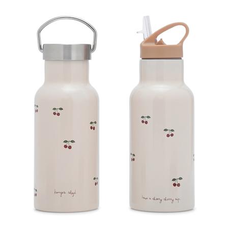 Slika Konges Sløjd® Termo steklenička iz nerjavečega jekla Cherry 330ml
