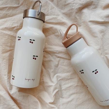 Konges Sløjd® Termo steklenička iz nerjavečega jekla Cherry 330ml
