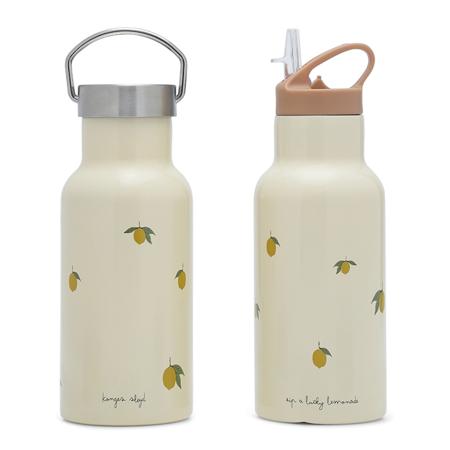Slika Konges Sløjd® Termo steklenička iz nerjavečega jekla Lemon 330ml