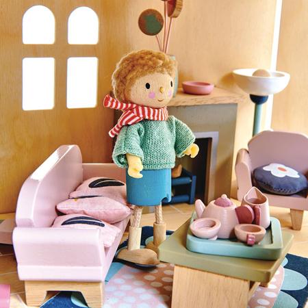 Tender Leaf Toys® Amy in njen zajček