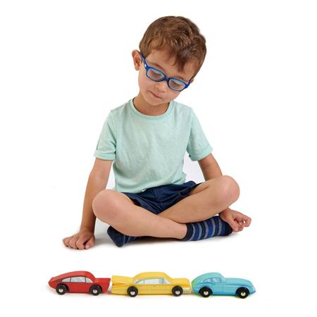 Tender Leaf Toys® Retro Cars