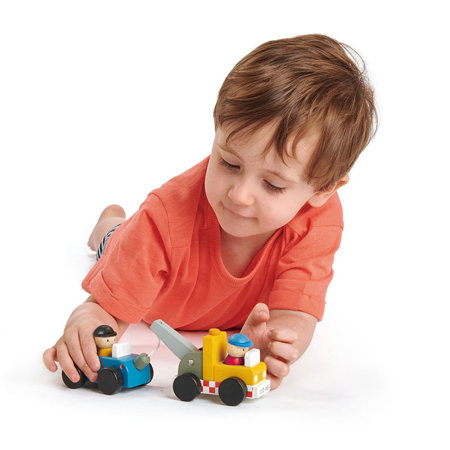Tender Leaf Toys® Tow Truck
