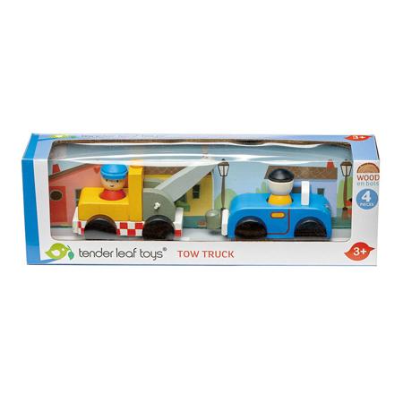Tender Leaf Toys® Vlečna služba Tow Truck