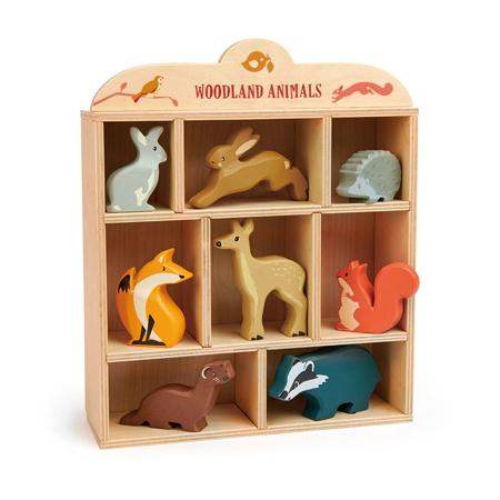 Tender Leaf Toys® Lesene gozdne živalice Woodland Animals