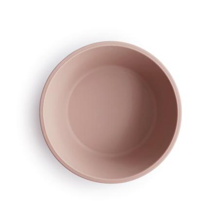 Mushie® Silikonska skledica Blush