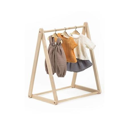 Slika Minikane® Stojalo za oblačila za punčke