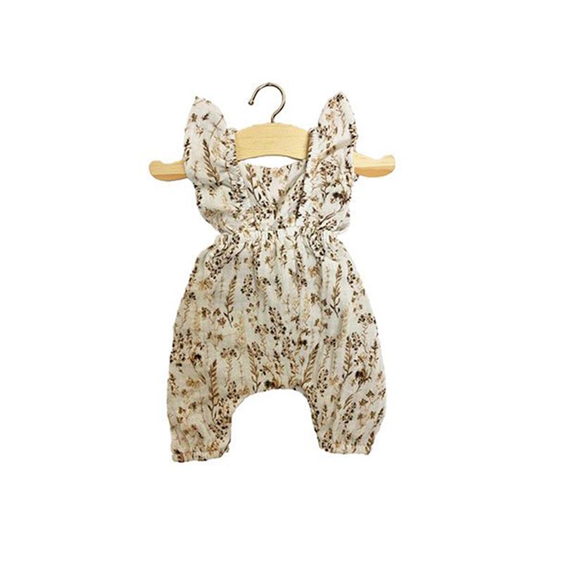 Minikane® Obleka za punčke Maya Flowers Print 34cm