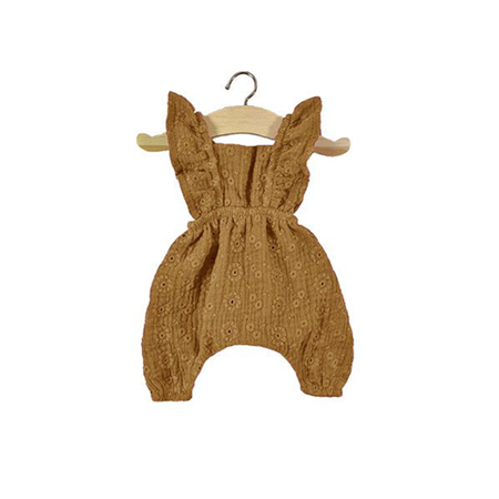 Slika Minikane® Obleka za punčke Maya Camel 34cm