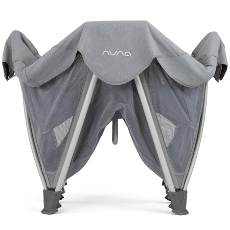 Nuna® Sena Aire prenosna posteljica Mocha