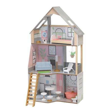 Slika KidKraft® Hiška za punčke Alina Dollhouse