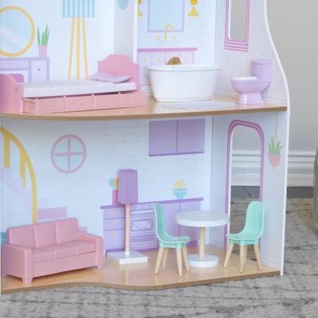 KidKraft® Hiška za punčke Elise Dollhouse