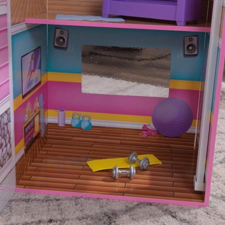 KidKraft® Hiška za punčke Treehouse Retreat Manson