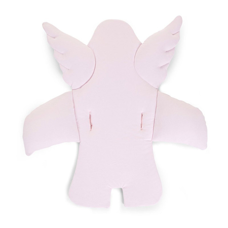 Childhome® Univerzalna sedežna blazina Angelska krila - Svetlo Roza