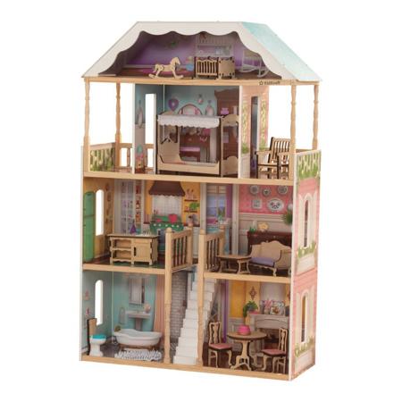 Slika KidKraft® Hiška za punčke Charlotte Dollhouse